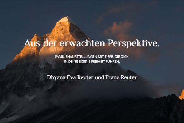 Xmoeves Familienstellen Frankfurt aus der erwachten Perspektive